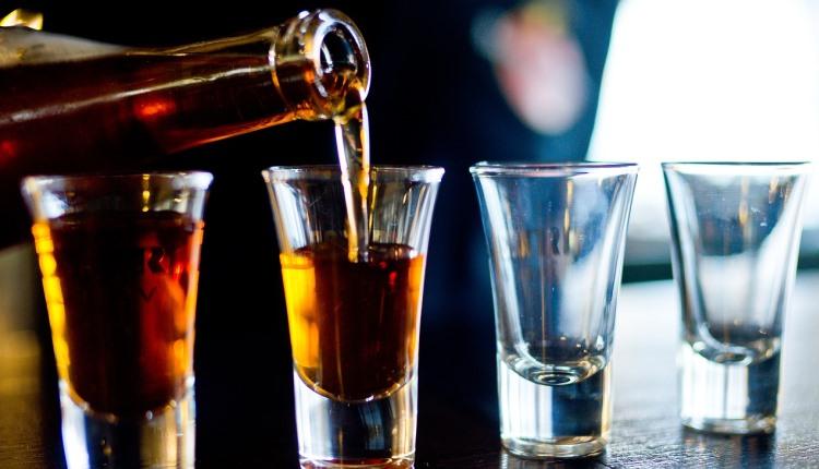 Бессонница и алкоголь