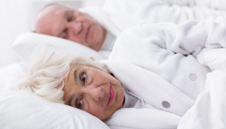 Средства от бессонницы для пожилых людей