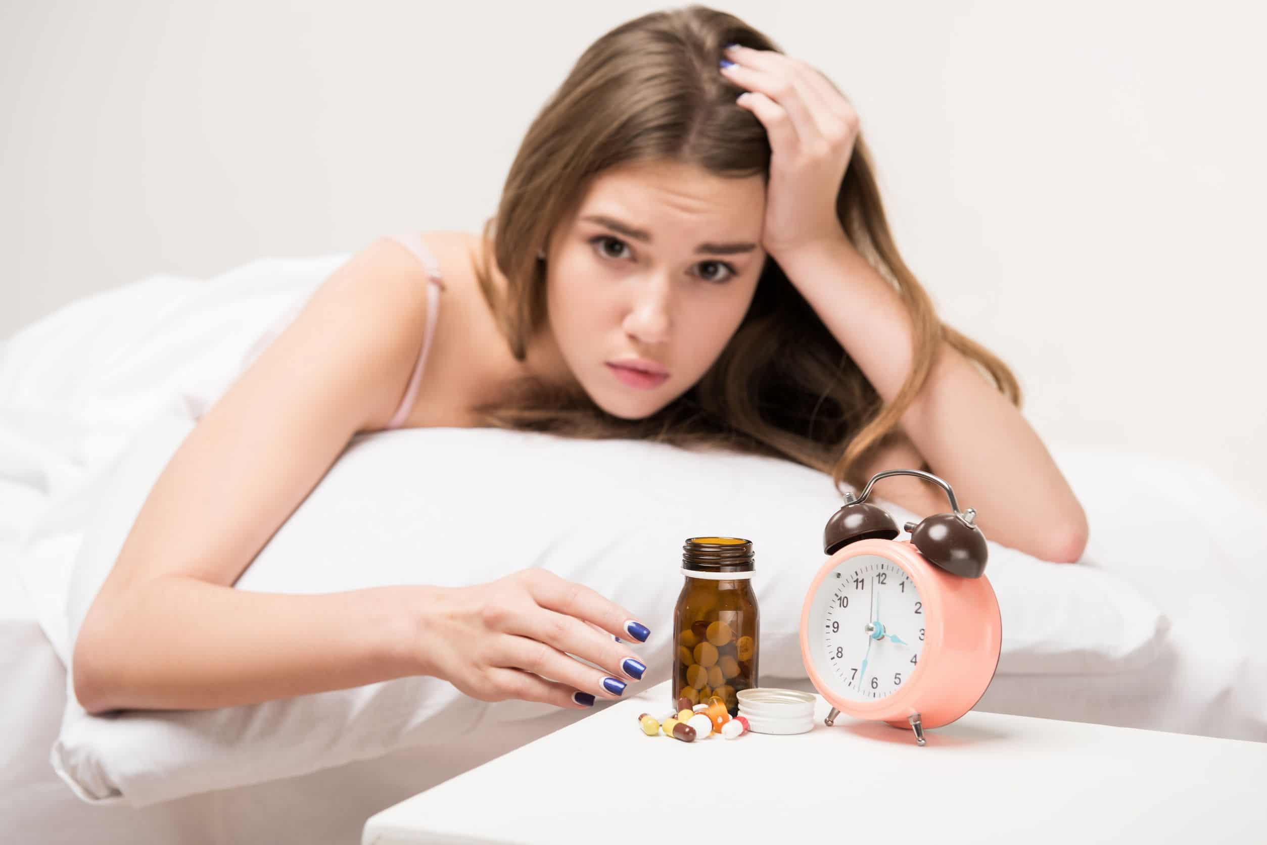 Средства от бессонницы: популярные народные средства и медикаменты