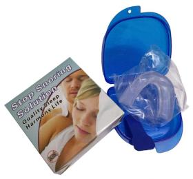«Stop snoring solution»